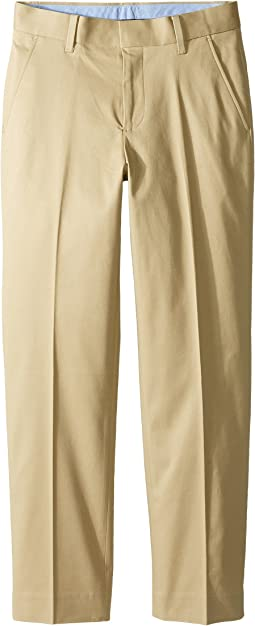 Tommy Hilfiger Kids - Fine Twill Pants (Big Kids)