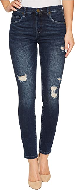 Blank NYC - High-Rise Destructed Skinny in Modern Vice