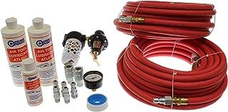 Coilhose Pneumatics CAP-K1 Compressor Accessory Kit, Includes (3) 3/8-Inch Body, 3/8-Inch MPT Connectors, (2) 3/8-Inch Bod...