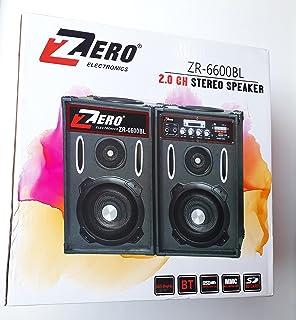 subwoofer speaker Bluetooth 6 inch ZR-6600