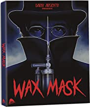 wax mask blu ray