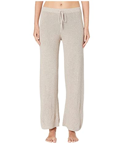 Skin Organic Cotton Brighton Pants (Limestone) Women