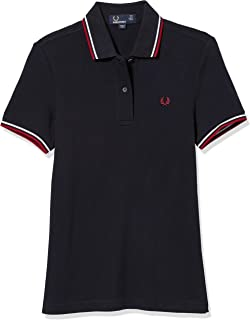 Fred Perry Women's Twin Tipped Shirt Polo