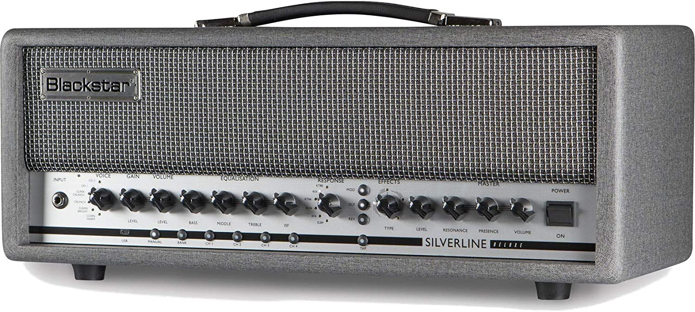Blackstar Silverline Deluxe 100-watt - Head 爆買い新作 大幅にプライスダウン