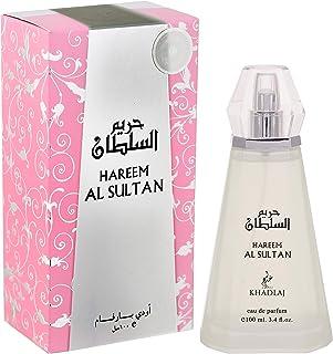 KHADLAJ Hareem Al Sultan For Women - Eau De Parfum, 100 ml