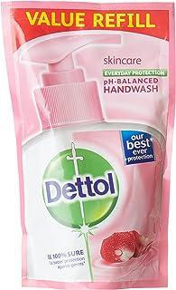 Dettol Skincare pH Balanced Liquid Handwash Refill Pouch - 175 ml