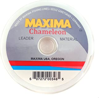 Maxima Fishing Line Leader Wheel, Chameleon