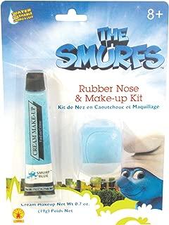 The Smurfs: Smurf Makeup and Nose