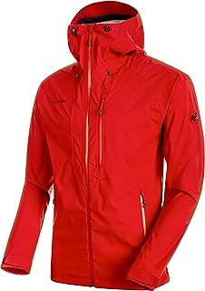 Kento HS Hooded Jacket Men; Magma; XXL