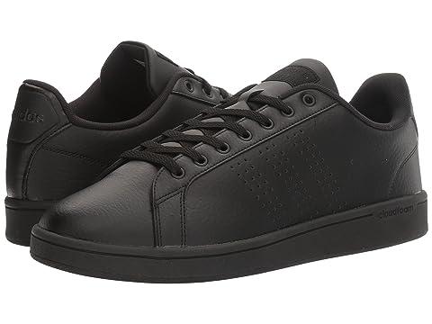 6PM:adidas 阿迪达斯 Cloudfoam Advantage 男士板鞋 特价仅售 $37.99