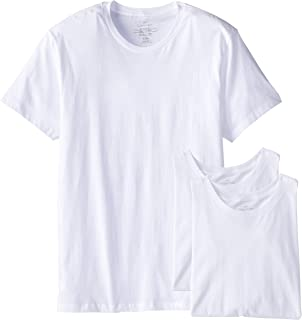 Calvin Klein Men's Cotton Classics Crew Neck Tshirts