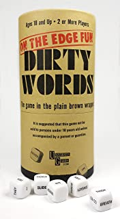 Best dirty word dice game Reviews