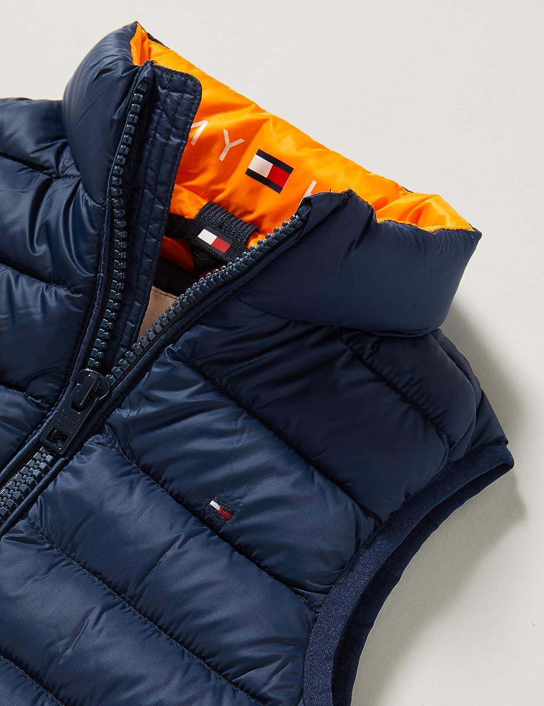 TOMMY HILFIGER Unisexs U Light Down Vest Jacket