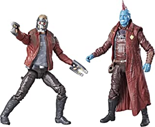 "Marvel Legends Guardians of The Galaxy 3.75"" Star Lord & Yondu Action Figure 2 Pack"