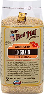 Bob's Red Mill 10 Grain Hot Cereal, 25-ounce (Pack of 4)