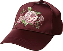 BCBGeneration - Roses Satin Baseball