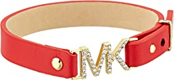 Michael Kors - Iconic Pave Covered MK Logo Bracelet