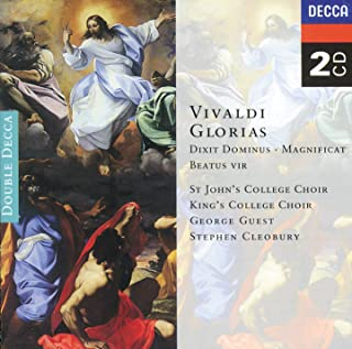 Best magnificat vivaldi gloria patri Reviews