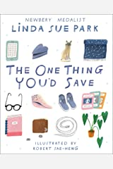 The One Thing You'd Save Hardcover