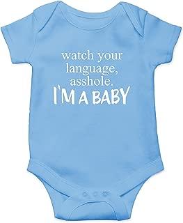 Best funny sayings on baby onesies Reviews