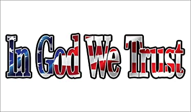 Best in god we trust stickers Reviews