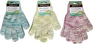 Ecotools Exfoliating Gloves Variety Pack (3 Pairs)