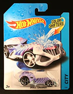 Hot Wheels Skull Crusher Color SHIFTERS 2014 City Series 1:64 Scale Vehicle #5/48