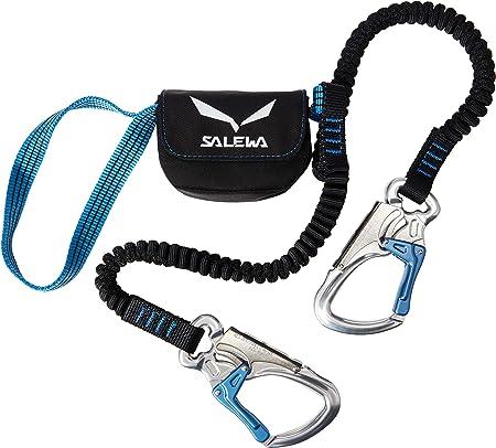SALEWA Set Via Ferrata Premium Attac Accesorio para escalada, Unisex Adulto