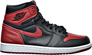 df6ee15332a Jordan Air 1 Retro High OG Men's Shoes Black/Varsity Red/White 555088-