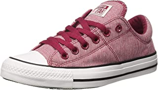 Converse Women's Cotton Rhubarb/White/Black Sneakers-5 UK/India (37.5 EU) (8907788164035)