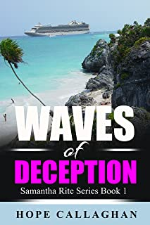 Waves of Deception (Samantha Rite Mystery Series Book 1)