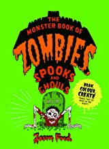 The Monster Book of Zombies, Spooks and Ghouls: (spooky, halloween, activities)