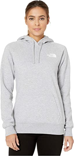 TNF Light Grey Heather/TNF White Foil