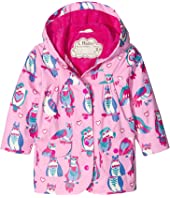 Hatley Kids - Happy Owls Raincoat (Toddler/Little Kids/Big Kids)
