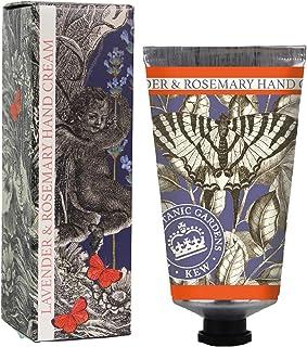 三和トレーディング English Soap Company イングリッシュソープカンパニー KEW GADEN Series キューガーデンシリーズ Luxury Hand Cream ラグジュアリーハンドクリーム Lavender & Ro...