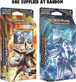 Pokemon TCG Sun & Moon Burning Shadowstheme Decks (Assorted)