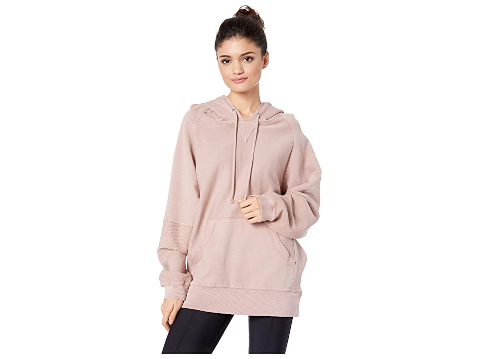 Free People Movement Hawking Hoodie (Taupe) Women