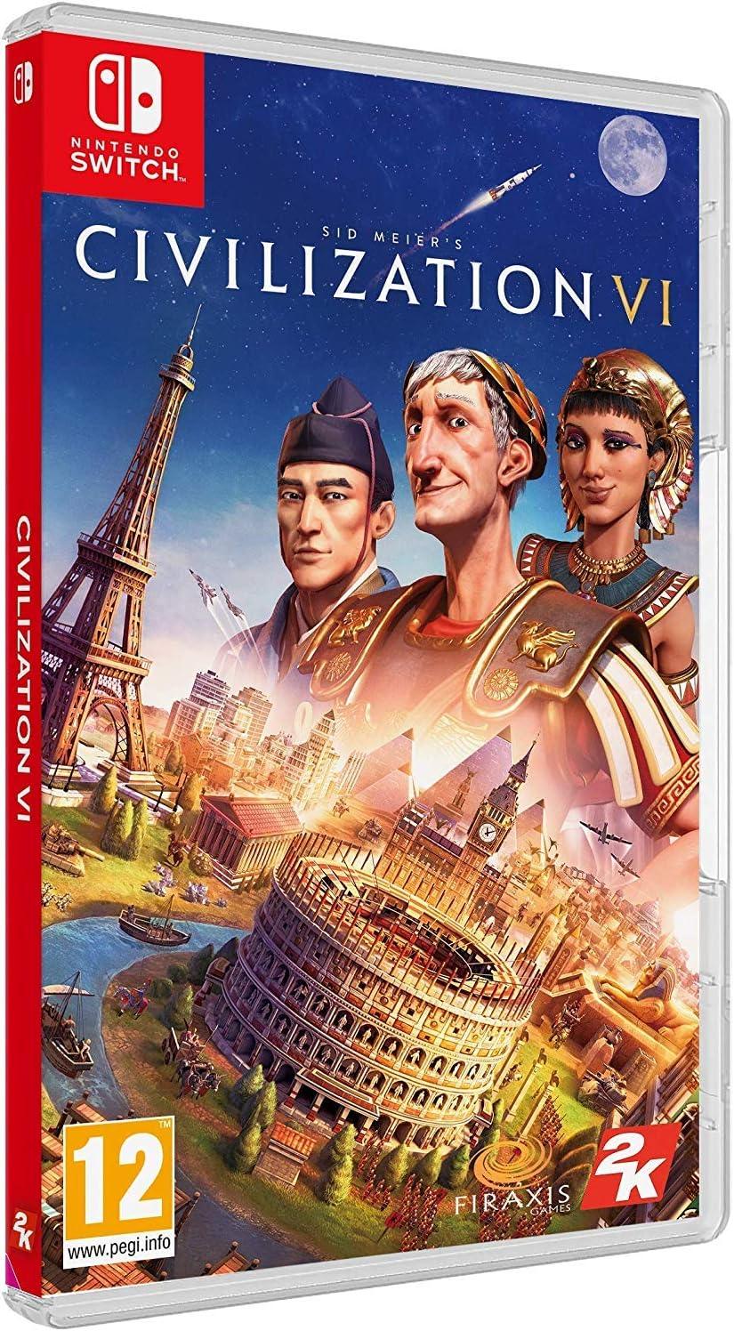 Civilization VI - Nintendo Switch [Importación francesa]