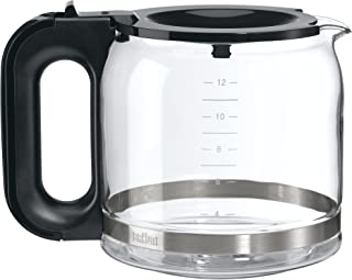 Braun BRSC005 Replacement Carafe for Coffee Maker, 12-cup, Glass