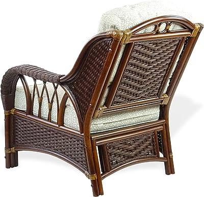 Amazon.com: Hebel Furniture Gracie Patio Accent Chair - Set ...