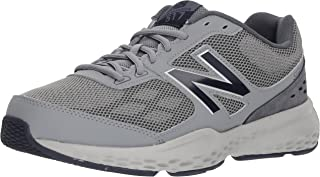 Men's MX517v1 Training Shoe, Grey/Navy, 11 4E US