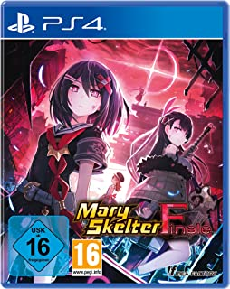 Mary Skelter Finale – Standard Edition PS4 - - PlayStation 4