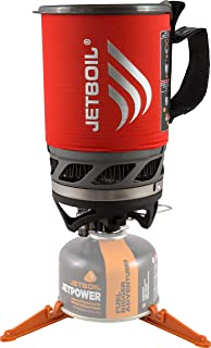 Jetboil MicroMo Camping and Backpacking Stove Cooking System