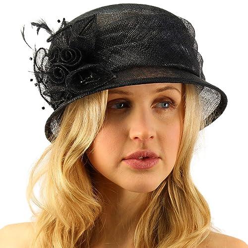 87be5c5d7 1920s Cloche Hats: Amazon.com