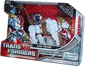 Best transformers leo prime Reviews