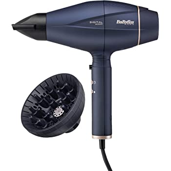 Babyliss 6614DE Asciugacapelli Professionale: Amazon.it