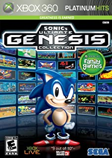 Sonic's Ultimate Genesis Collection / Game - Xbox 36