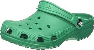 crocs Unisex Kid's DeepGreen Clogs-C6 (204536-3TJ)