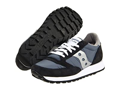 Saucony Originals Jazz Original (Navy/Silver) Men