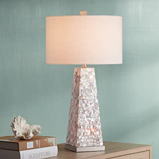 mother of pearl table lamp bases